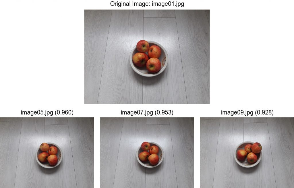 Duplicated Images