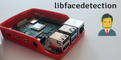 Install Precompiled libfacedetection on Raspberry Pi