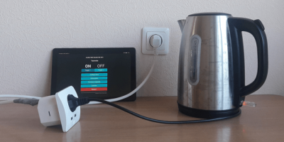 Control Appliances with Avatto Wi-Fi Wall Socket via HTTP Requests